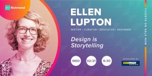 Spring Speaker Series: Ellen Lupton