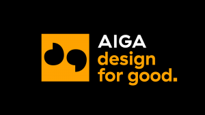 AIGA Design For Good